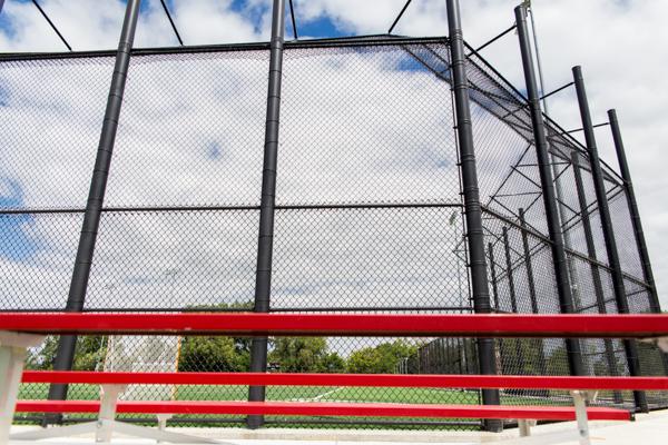 Baseball practice nets